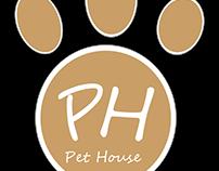 Logo para uma Pet Shop