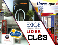 Design of signs locksmith company Maracaibo-Venezuela