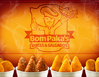 Bom Paka's Doces & Salgados (Web e Impressos)
