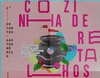 PROMO #2 - COZINHA DE RETALHOS