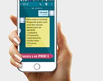 Flyer - Mobile - UNIMED