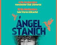 Ángel Stanich work