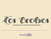 Los Ocobos- Colección de pattern para estampación.