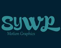 VINHETA SYWP MOTION GRAPHICS