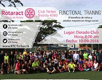 Post publicitario Fundación Rotaract