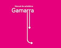 Manual de señalética para Gamarra PARTE 2