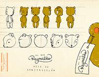 REYNALDO Diseño de personaje