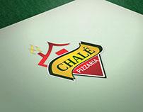 Nova Identidade Visual Pizzaria Chalé