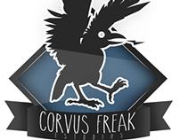 Logo corvus freak
