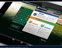 Design de Site - Melhor Escolha Milenia