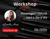 Cliente Camila Anac - Makeup