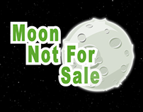 Moon Not For Sale