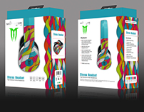 Packaging audiculares