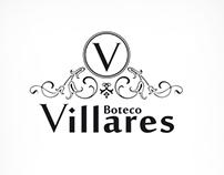 Logo - Boteco Villares