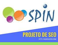 Projeto de Seo http://agenciaspin.com/
