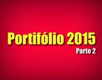 Portfólio 2015 - Parte 2