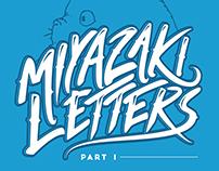 Miyazaki Letters - Part 1
