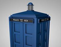 TARDIS - 3D