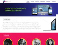 Redesign site OBX Digital