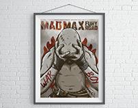 Mad Max: Fanart.
