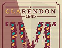 CLARENDON TIPOGRAFIA