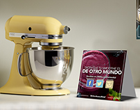 Revélate con KitchenAid®