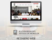 Congreso del Estado de Morelos