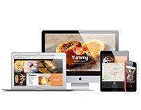 Yummy - Diseño y desarrollo web