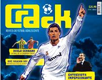 Diseño 2: Revista de deporte Crack