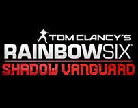 Rainbow Six Vanguard Game Minisite