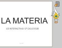 La Materia / CD interactivo