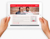 Web Design Odebrecht