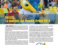 Revista FutbolLocal. Diseño y Comunicación Editorial
