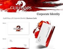 Unofficial Guild Wars 2 Corporate Identity
