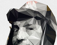Chaves - Lowpoly Portraits '10 Collection