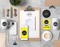 Conten Cafeteria - Identidade Visual