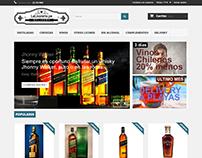 Lalicoreria.pe Online store