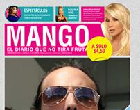 DIARIO POPULAR MANGO | Tipografia II | Catedra Venancio