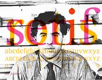 Portfolio Tipográfico: Rotis Serif