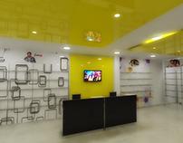 Design of commercial spaces - espacios comerciales