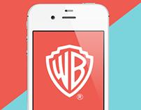 Diseño de App / Warner´s Filmometer