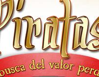 Logotipo - ¨Piratas, en busca del valor perdido¨