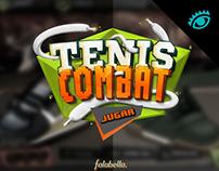 Tenis Combat