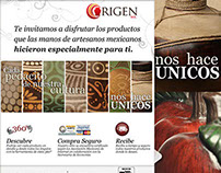 Diseño de banners & email marketing