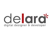 DeLara - brand prototype
