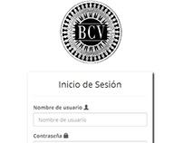 Mapa de Servicios BCV