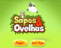 Sapos e Ovelhas - Jogo.