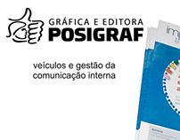 Comunicação Interna para Posigraf