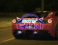 Honduras Motor Show, Video Promo Animation