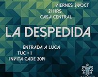 Afiche Fiesta II